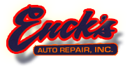 Enck's Automotive Repair logo